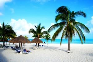 Пляжи-Канкуна