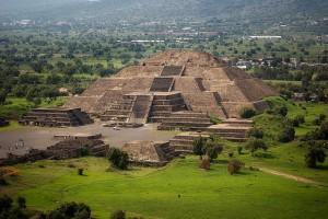 Теотиуакан-мексика